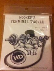 The Mad Catter HD 10/0 by Hookers Terminal Tackle